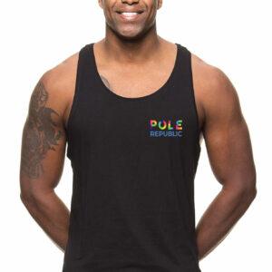 Pole Republic razerback top til mænd